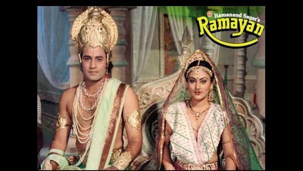 'ರಾಮಾಯಣ' ತಂಡ ಹೇಗಿತ್ತು?: ಅಪರೂಪದ ಫೋಟೊದ ನೆನಪು ಹಂಚಿಕೊಂಡ 'ಸೀತಾ'