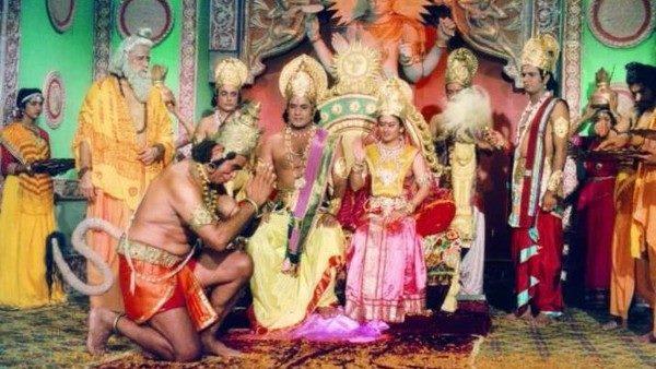ವಿಶ್ವದಾಖಲೆ ನಿರ್ಮಿಸಿದ 'ರಾಮಾಯಣ' ಧಾರಾವಾಹಿ: ಖುಷಿ ಹಂಚಿಕೊಂಡ ದೂರದರ್ಶನ