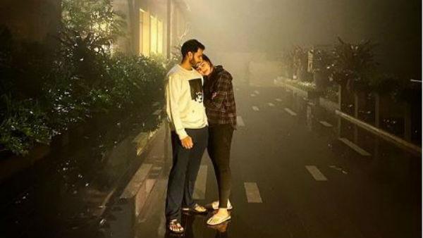 Mr And Mrsಆಗಿ 3 ತಿಂಗಳು: ರೊಮ್ಯಾಂಟಿಕ್ ಫೋಟೋ ಹಂಚಿಕೊಂಡ ನಿಖಿಲ್ ಕುಮಾರ್