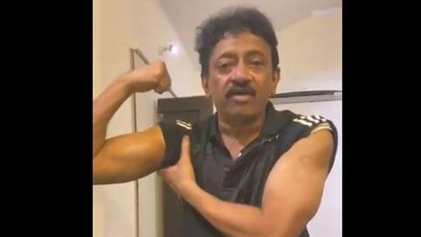 ವರ್ಮಾಗೆ ಕೊರೊನಾ.....! ವಿಡಿಯೋ 'ಕೌಂಟರ್' ಕೊಟ್ಟ ನಿರ್ದೇಶಕ