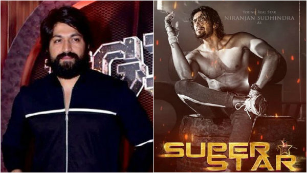 Yash To Lend His Voice For Super Star Movie