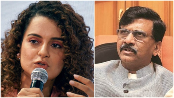 Sanjay Raut Questions To Silence Of Bollywood Over Kangana Ranaut Comment