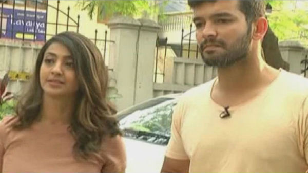 Sandalwood Drug Case: Diganth And Aindrita Ray Appeared Before Ccb For Enquiry