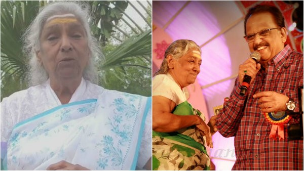 'ಬರ್ತಾರೆ ಅಂದ್ಕೊಂಡಿದ್ದೆ, ಹಾಗೆ ಹೋಗ್ಬಿಟ್ರು'- ಬಾಲು ಅಗಲಿಕೆಗೆ ಎಸ್ ಜಾನಕಿ ಕಣ್ಣೀರು