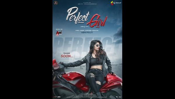 Aditi Prabhudevas first music album, titled Perfect Girl, will be out on October 1