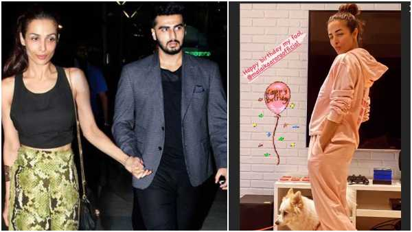 Arjun Kapoor shares sweetest Birthday Wish for His Ladylove, Malaika Arora on Her 47th Birthday