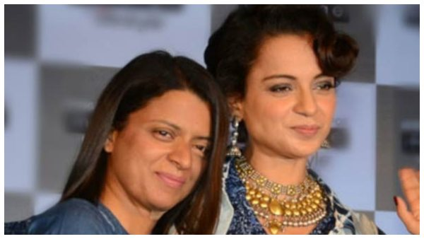 Court Ordered To File FIR Against Kangana Ranaut And Rangoli