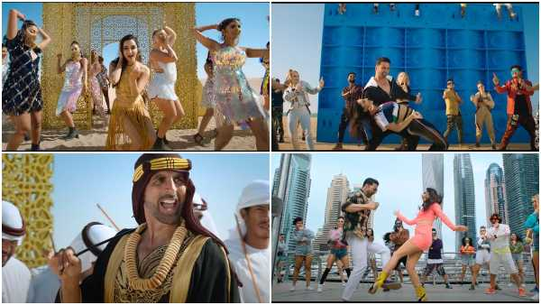 Akshay Kumars Laxmmi Bomb Movie Burj Khalifa Song Release