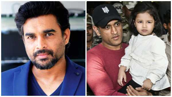 Actor R Madhavan Applauds Police for Arresting Teenager Who Threats Against MS Dhonis Daughter