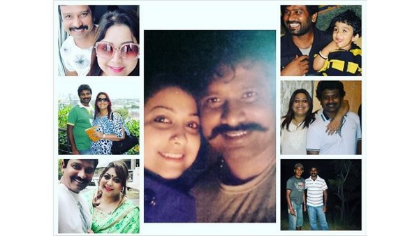 Actress Rakshitha Birthday Wishes To Her Husband Prem