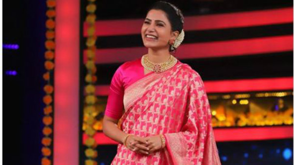 Is Samantha Akkineni had not watched any episode of Bigg Boss Telugu 4 before hosting it?