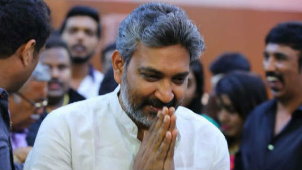 Famous Director Rajamouli Celebrating His Birthday On October 10th.