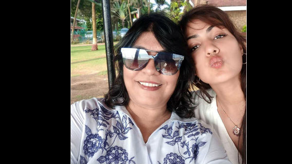 Sandya Chakraborthy Talked About Daughter Rhea Chakraborty