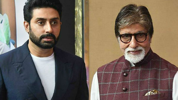 Abhishek Bachchan Says Papa Never Made Film For Me