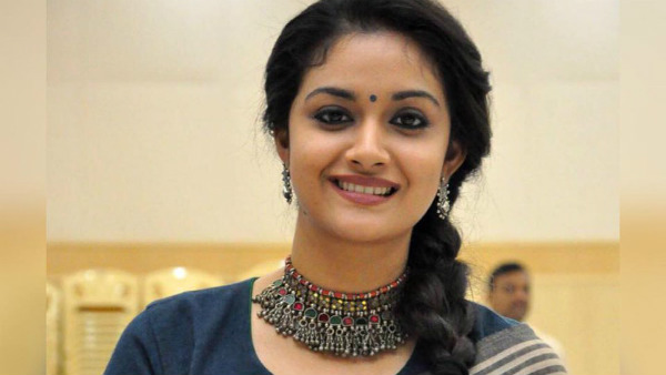 A fan Asked Keerthy Suresh About Her Relationship Status