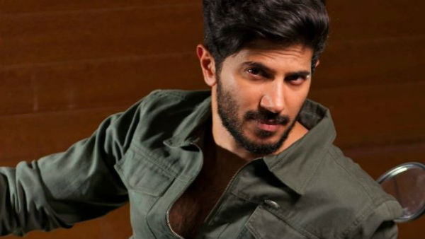Dulquer salmaan and rosshan andrrews movie Titled Salute