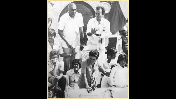 ಗೋಕಾಕ್ ಚಳುವಳಿ ಸಂದರ್ಭದಲ್ಲಿ ಪುನೀತ್ ರಾಜ್ ಕುಮಾರ್ ಹೇಗಿದ್ರು?