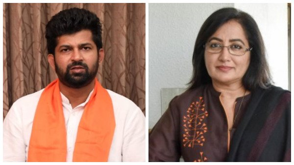Sumalatha Indirectly Lambasted On BJP MP Prathap Simha