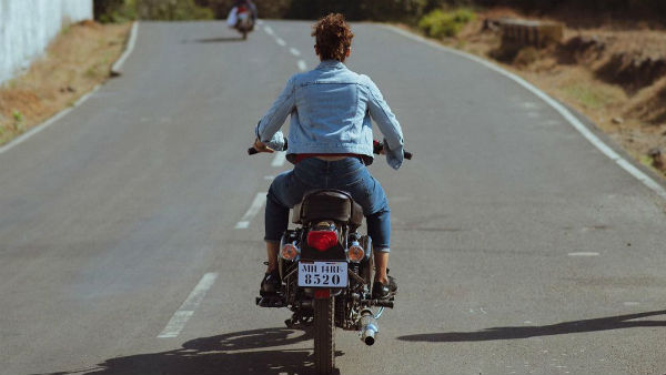 Taapsee Pannu Fined For Riding Bike Without Helmet