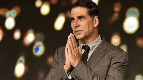 Actor Akshay Kumar Is Charging 100 Crores For His Upcomming Movie