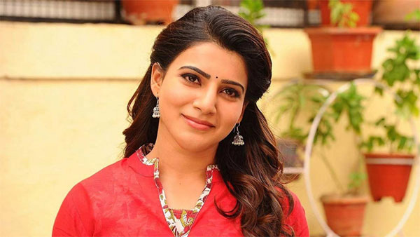 Samantha Akkineni charges 1 crore for host Jam Jam talk show
