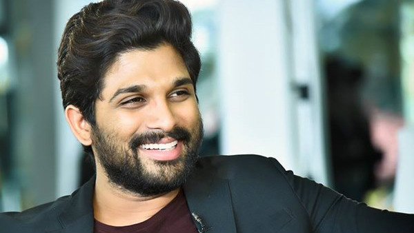 Tiger Shroffs favorite Telugu Hero Is Allu Arjun