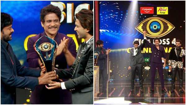 Bigg Boss Telugu 4; ಈ ಬಾರಿ 'ಬಿಗ್ ಬಾಸ್' ಗೆದ್ದು ಬೀಗಿದ ನಟ ಅಭಿಜಿತ್