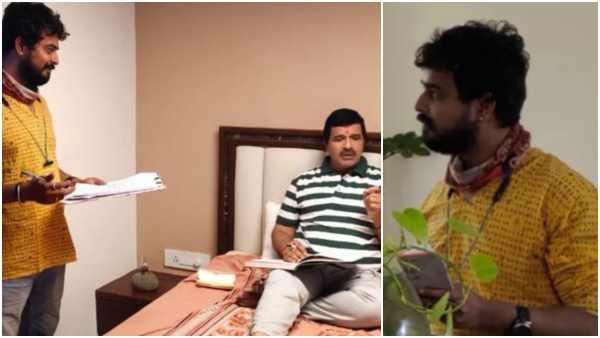 ಎಸ್ ನಾರಾಯಣ್ ಗೆ ಮುಜುಗರ ತರಿಸಿದ ಪುತ್ರನ ಬೆಡ್ ರೂಮ್ ಡೈಲಾಗ್