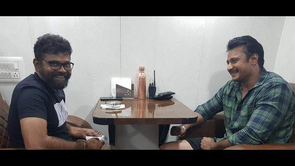 ಅಲ್ಲು ಅರ್ಜುನ್ 'ಪುಷ್ಪ' ಸಿನಿಮಾ ನಿರ್ದೇಶಕನ ಹುಟ್ಟುಹಬ್ಬಕ್ಕೆ ವಿಶ್ ಮಾಡಿದ ಡಿ ಬಾಸ್ ದರ್ಶನ್