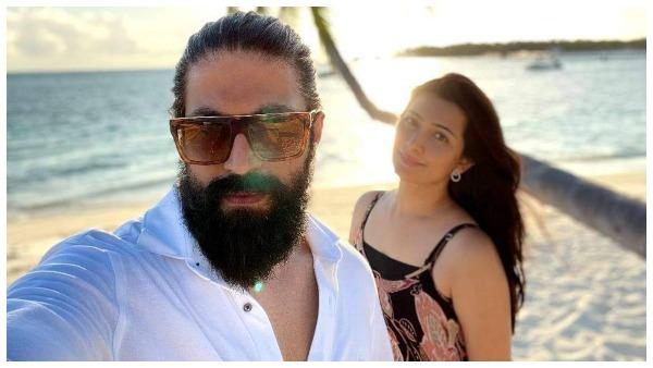 ಕೆಜಿಎಫ್ 2 ಚಿತ್ರೀಕರಣ ಮುಗಿಸಿ ಕುಟುಂಬದೊಂದಿಗೆ 'ಸ್ವರ್ಗ'ಕ್ಕೆ ಹಾರಿದ ಯಶ್!