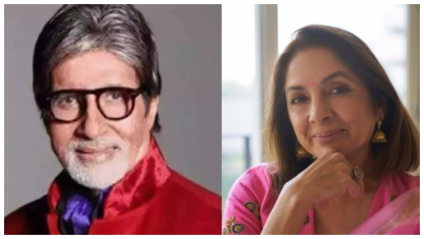 Amitabh Bachchan recommended Neena Gupta name for good boy