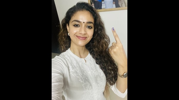 Kerala Elections 2021: Mammootty, Keerthy suresh and others cast their votes