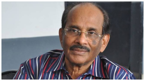 Writer and Rajamoulis father KV Vijayendra prasad tests positive for corona