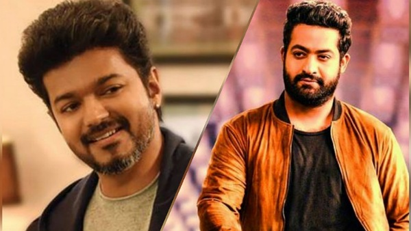 Vijay and Jr ntr team up with director Atlee for Multi starrer movie