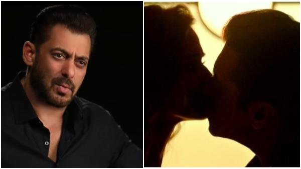 Salman Khan opens up about kissing scene with Disha Patani in Radhe