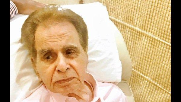 ಹಿರಿಯ ನಟ ದಿಲೀಪ್ ಕುಮಾರ್ ಮತ್ತೆ ಆಸ್ಪತ್ರೆಗೆ ದಾಖಲು: ICU ನಲ್ಲಿ ಚಿಕಿತ್ಸೆ
