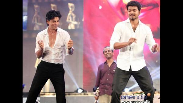 ಟ್ವಿಟ್ಟರ್ ಟ್ರೆಂಡಿಂಗ್ನಲ್ಲಿ SRK; ದಳಪತಿ ವಿಜಯ್ ಬಗ್ಗೆ ಶಾರುಖ್ ಖಾನ್ ಹೇಳಿದ್ದೇನು?