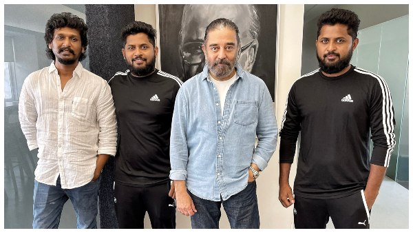 ಕಮಲ್ ಹಾಸನ್ ಚಿತ್ರತಂಡ ಸೇರಿದ 'ಕೆಜಿಎಫ್' ಸಾಹಸ ನಿರ್ದೇಶಕರು