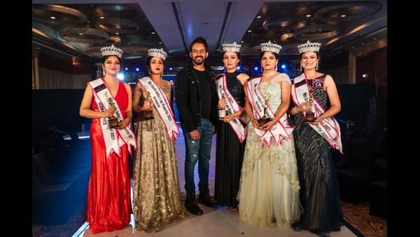 ಐವರ ಮುಡಿಗೇರಿದ ಮಿಸೆಸ್ ಸೌತ್ ಇಂಡಿಯಾ 2021 ಕಿರೀಟ
