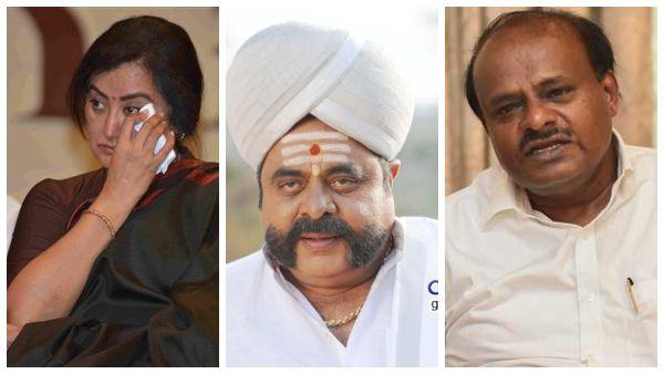 ಸುಮಲತಾ v/s ಕುಮಾರಸ್ವಾಮಿ: ಅಂಬರೀಶ್ ಹೆಸರು ಬಳಕೆ