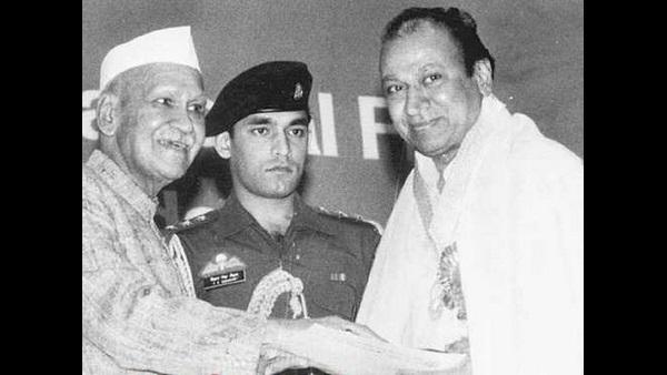 ಅಣ್ಣಾವ್ರ 'ದಾದಾ ಸಾಹೇಬ್ ಫಾಲ್ಕೆ'ಗೆ 25 ವರ್ಷದ ಸಂಭ್ರಮ: 1996ರ ಆ ಕ್ಷಣ ಹೇಗಿತ್ತು?