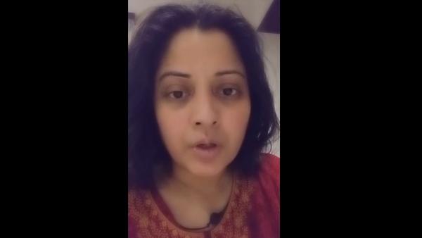 ವಿಜಯಲಕ್ಷ್ಮಿಗೆ ಕೊರೊನಾ: 'ನಾನು ಬದುಕ್ತಿನಾ ಗೊತ್ತಿಲ್ಲ, ಸಹಾಯ ಮಾಡಿ'