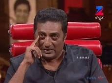 'ವೀಕೆಂಡ್ ಟೆಂಟ್'ನಲ್ಲಿ ಮಗನನ್ನ ನೆನೆದು ಭಾವುಕರಾದ ಪ್ರಕಾಶ್ ರೈ