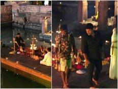 ದಕ್ಷಿಣ ಕಾಶಿಯಲ್ಲಿ ನಡೆಯುತ್ತಿದೆ 'ನಟ ಸಾರ್ವಭೌಮ'ನ ದರ್ಬಾರ್