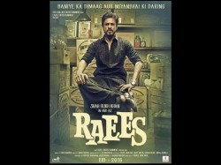 Shahrukh Khan Starrer Raees Movie Critics Review