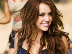 Miley Cyrus Performs Lakshmi Puja At Malibu Home