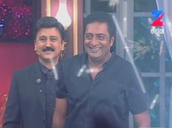 Watch Video Prakash Rai First Guest In Weekend With Ramesh 3