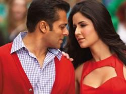 Bollywood Actor Salman Khan And Katrina Kaif S First Look From The Set Of Tiger Zinda Hai Film