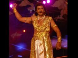 Ravichandran Krishna In Darshan Kurukshetra