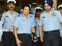Special Screening Of Sachin For The Indian Armed Forces